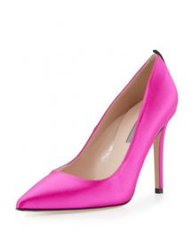 SJP by Sarah Jessica Parker Fawn Pointed-Toe Pump at Neiman Marcus
