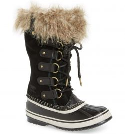 SOREL   x27 Joan of Arctic  x27  Waterproof Snow Boot at Nordstrom