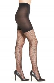SPANX   Plaid Lace Tights at Nordstrom
