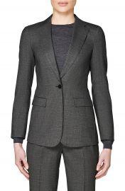 SUISTUDIO Cameron Wool Suit Jacket   Nordstrom at Nordstrom