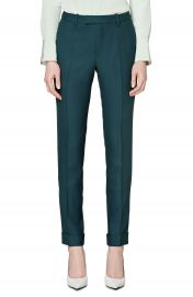 SUISTUDIO Robin Cuff High Waist Wool Pants   Nordstrom at Nordstrom