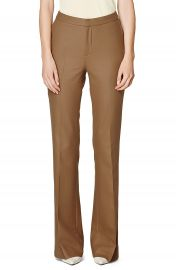 SUISTUDIO Robin Flare Wool Trousers   Nordstrom at Nordstrom