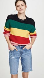 SUNDRY Slouch Sweater at Shopbop