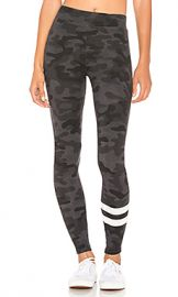 SUNDRY Stripes Camo Yoga Pant in Charcoal from Revolve com at Revolve