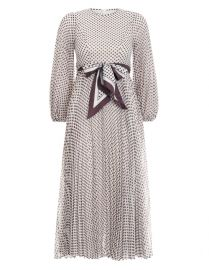 SUNRAY LONG SLEEVE DRESS at Zimmermann