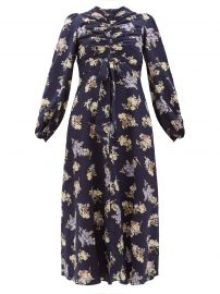 Sabotage Floral Dress by Zimmermann at Matches