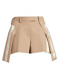 Sacai - Suiting Shorts at Saks Fifth Avenue