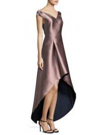 Sachin   Babi - Alexandra Hi-lo Gown at Saks Fifth Avenue