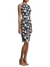 Sachin   Babi - Lillie Floral-Print Dress at Saks Fifth Avenue