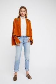Sacred Heart Jacket   Free People at Free People