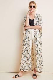 Sadie Duster Kimono by Bel Kazan at Anthropologie