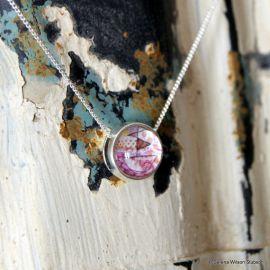 Sailboat Necklace at Etsy