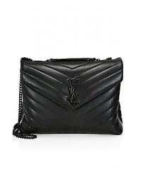 Saint Laurent - Medium Loulou Matelass   Leather Shoulder Bag at Saks Fifth Avenue