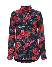 Saint Laurent Floral Shirt at Yoox