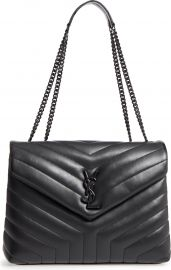 Saint Laurent Medium Loulou Matelass   Leather Shoulder Bag   Nordstrom at Nordstrom