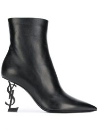Saint Laurent Opyum Ankle Boots - Farfetch at Farfetch