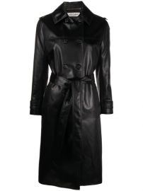 Saint Laurent double-breasted Trench Coat  - Farfetch at Farfetch