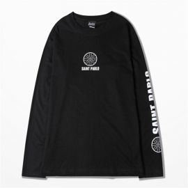 Saint Pablo print tee by Kanye West at Pablo Supply