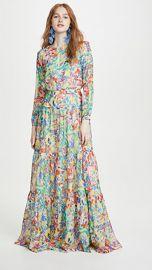Saloni Isabel Long Dress at Shopbop