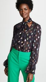 Saloni Lauren Top at Shopbop