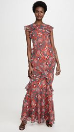 Saloni Tamara-B Dress at Shopbop