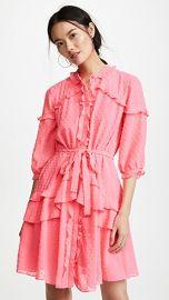 Saloni Tilly Ruffle Dress at Shopbop