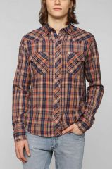 Salt Valley Carrie Western Shirt at Urban Outfitters