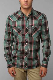 Salt Valley Cassidy Western Shirt at Urban Outfitters