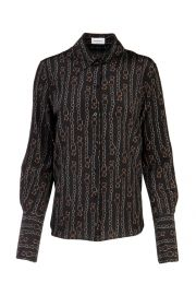 Salvatore Ferragamo Chain Print Shirt at Cettire