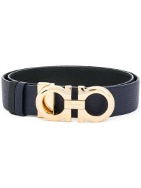 Salvatore Ferragamo Double Gancio Buckle Belt - Farfetch at Farfetch
