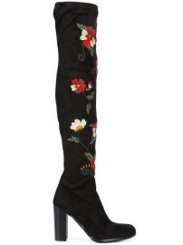 Sam Edelman Embroidered Knee-length Boots at Farfetch