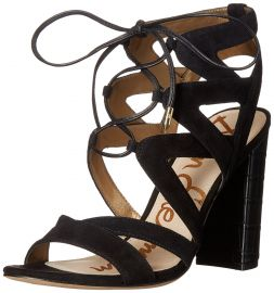 Sam Edelman Women s Yardley Dress Sandal at Amazon