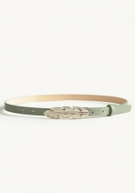Same belt in green at Ruche