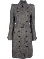 Same coat in grey at Farfetch