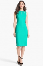 Same dress in green at Nordstrom