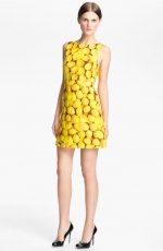 Same lemon dress with slightly different print at Nordstrom