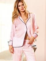 Same pajamas in silk at Victorias Secret