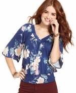 Same top in a different print at Macys
