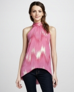 Same top in pink at Neiman Marcus