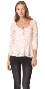 Same top in white at Shopbop
