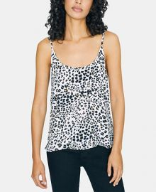 Sanctuary Animal Print Camisole   Reviews - Tops - Women - Macy s at Macys