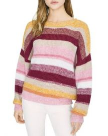 Sanctuary Blur The Lines Striped Sweater  Women - Bloomingdale s at Bloomingdales