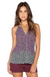 Sanctuary Boarder Shell Top at Revolve