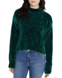 Sanctuary Chenille Mock-Neck Sweater  Women - Bloomingdale s at Bloomingdales