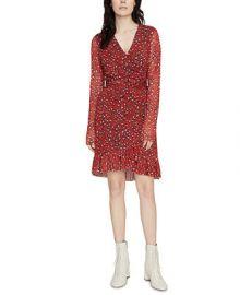 Sanctuary Emma Ruffled Wrap Dress   Reviews - Dresses - Women - Macy s at Macys
