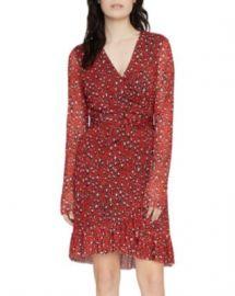 Sanctuary Emma Ruffled Wrap Dress Women - Bloomingdale s at Bloomingdales