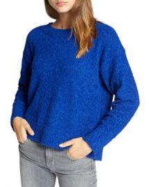 Sanctuary Teddy Textured Sweater Women - Bloomingdale s at Bloomingdales