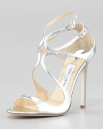 Sandals by Jimmy Choo at Neiman Marcus
