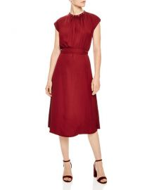 Sandro Conique Dress at Bloomingdales