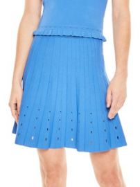 Sandro - Izzy Pleated Skirt at Saks Fifth Avenue